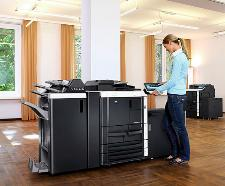 konica minolta bizhub 751 copier/printer