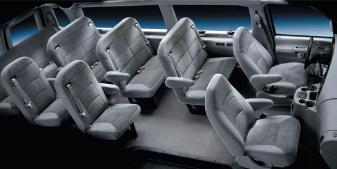Full Size Passenger Van
